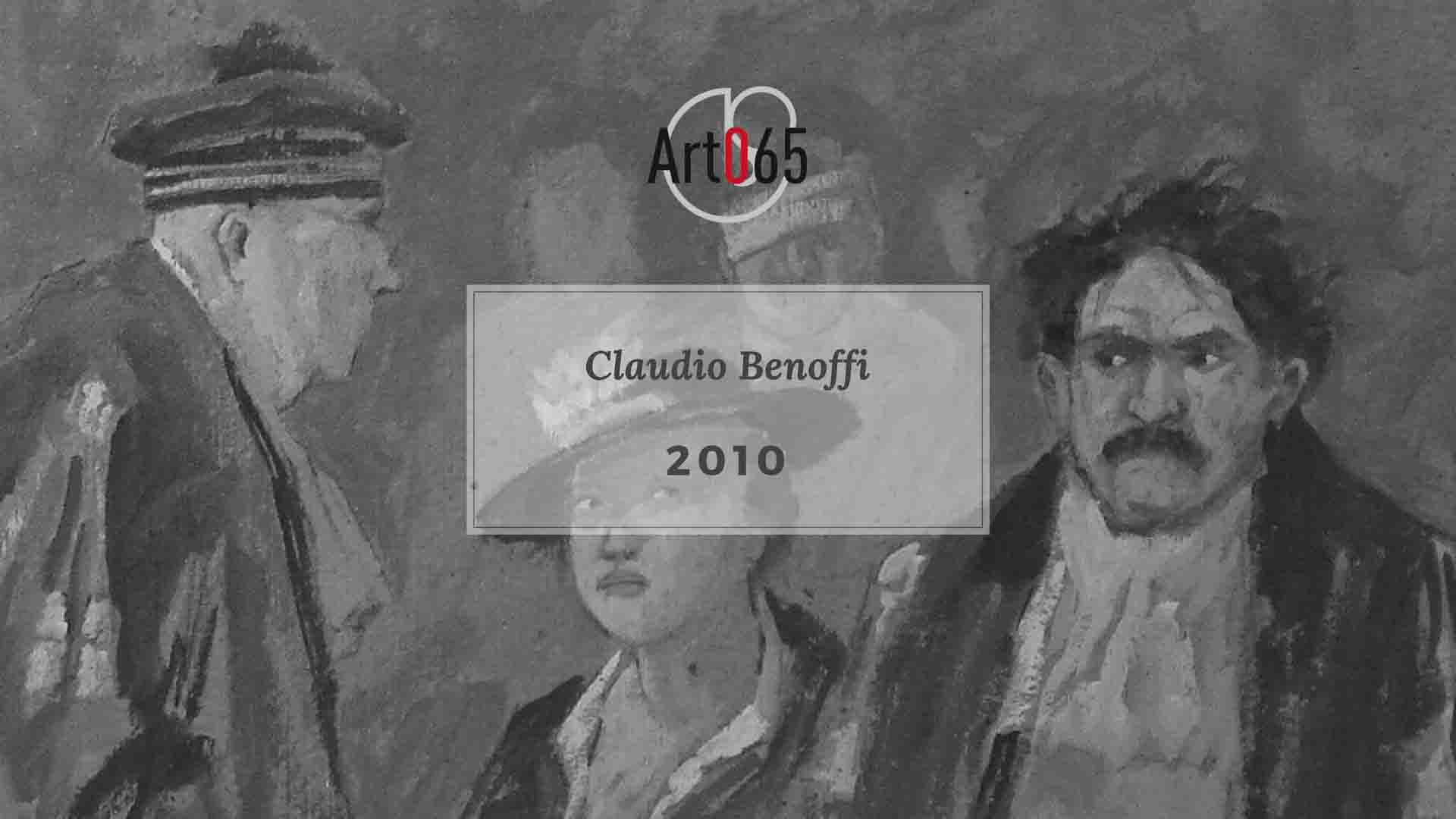 Claudio Benoffi - 2010 Art065