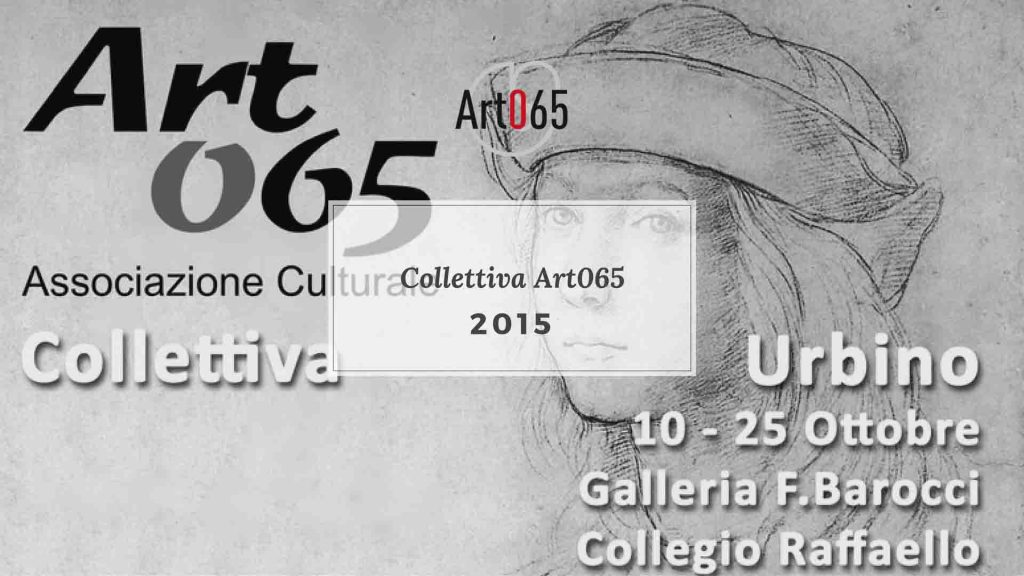 Collettiva Art065 - 2015 Art065