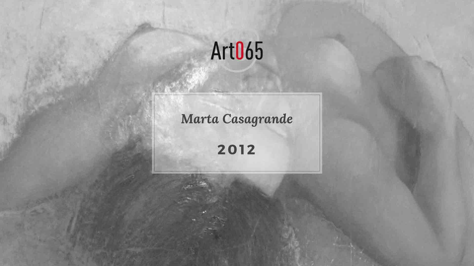 Marta Casagrande - 2011 Art065