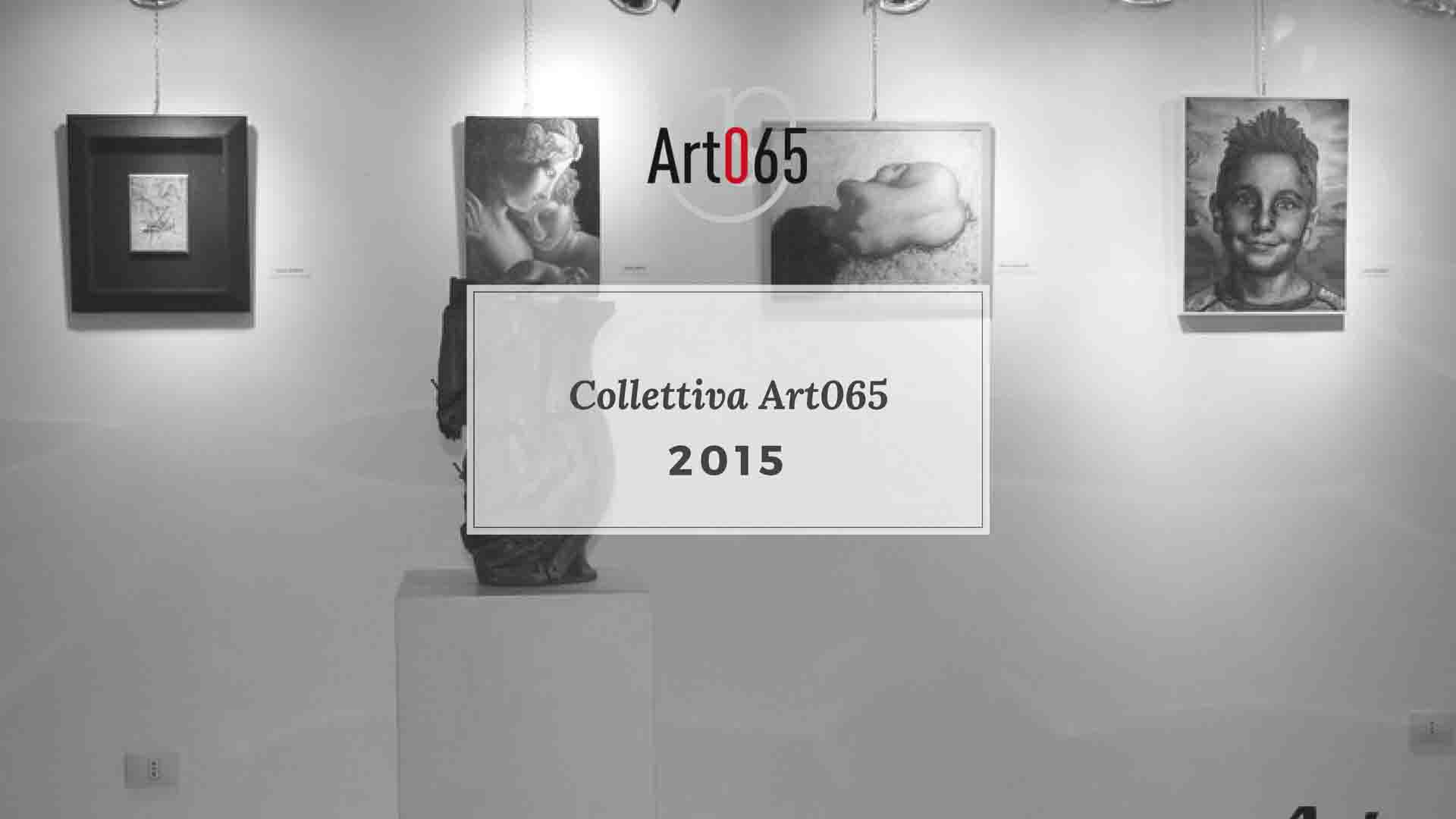 Collettiva Art065 Alexander - 2015 Art065