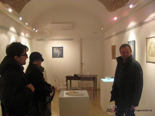 Vernissage Antonio Giangolini (2)