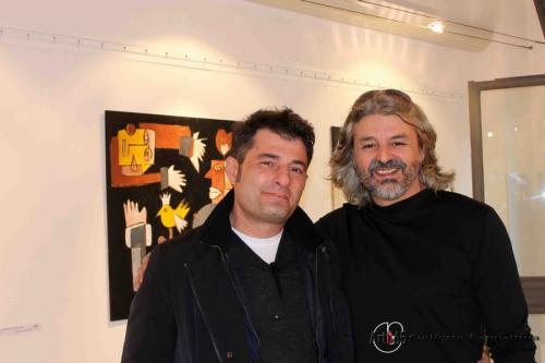 Vernissage Cesare Maremonti 2014 (1)