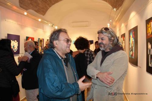 Vernissage Cesare Maremonti 2014 (12)