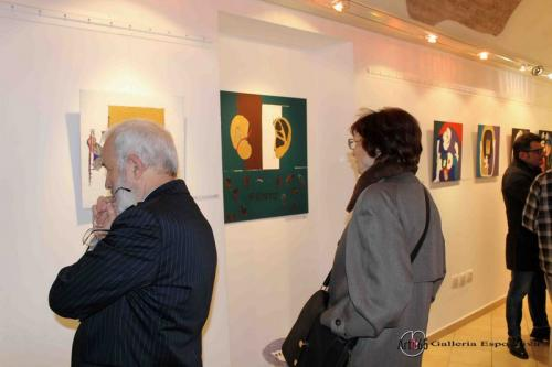 Vernissage Cesare Maremonti 2014 (9)